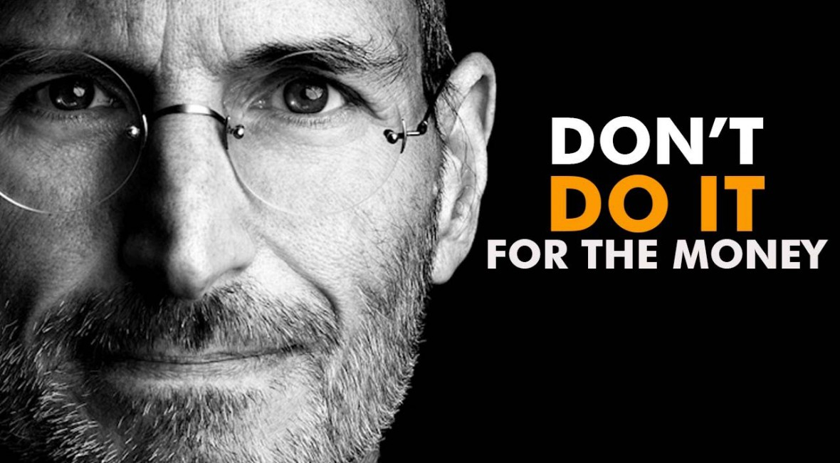 blog-not-doing-it-for-the-money-Steve-Jobs